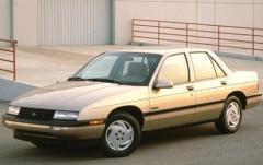 1991 Chevrolet Corsica exterior