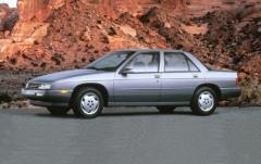 1995 Chevrolet Corsica SP Sedan exterior
