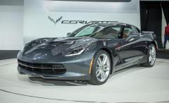 2014 Chevrolet Corvette Stingray Photo 2