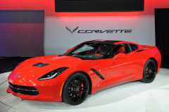 2014 Chevrolet Corvette Stingray Photo 1