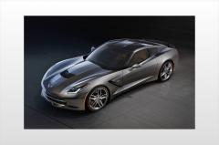 2014 Chevrolet Corvette Stingray exterior
