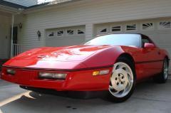 1990 Chevrolet Corvette Photo 3
