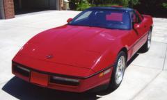 1990 Chevrolet Corvette Photo 4