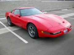 1991 Chevrolet Corvette Photo 2