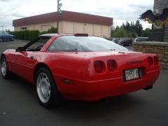 1991 Chevrolet Corvette Photo 6