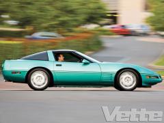1991 Chevrolet Corvette Photo 7