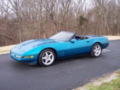 1994 Chevrolet Corvette Photo 2