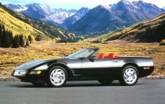 1994 Chevrolet Corvette exterior