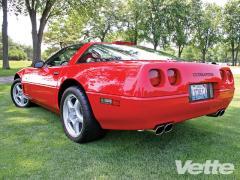 1995 Chevrolet Corvette Photo 6