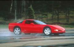 1997 Chevrolet Corvette exterior