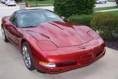 1997 Chevrolet Corvette Photo 2