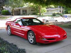 1998 Chevrolet Corvette Photo 1