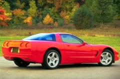 1998 Chevrolet Corvette Photo 6