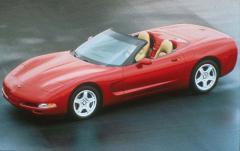 1999 Chevrolet Corvette exterior