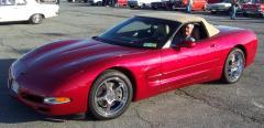 2000 Chevrolet Corvette Photo 4