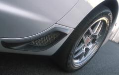 2001 Chevrolet Corvette exterior