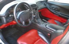 2001 Chevrolet Corvette interior