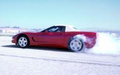 2002 Chevrolet Corvette exterior