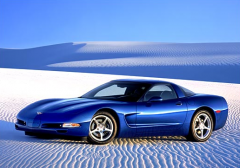 2003 Chevrolet Corvette Photo 4
