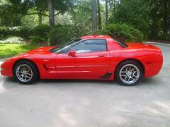 2003 Chevrolet Corvette Photo 6