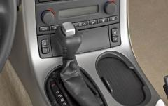 2005 Chevrolet Corvette interior