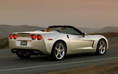 2005 Chevrolet Corvette exterior