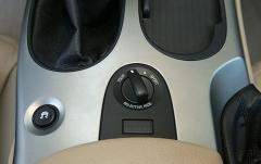 2006 Chevrolet Corvette interior