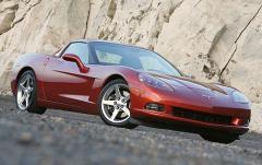 2006 Chevrolet Corvette exterior