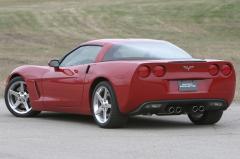 2007 Chevrolet Corvette exterior