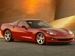 2007 Chevrolet Corvette Coupe LT1 Photo 3