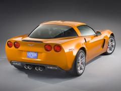 2007 Chevrolet Corvette Coupe LT1 Photo 5