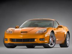 2007 Chevrolet Corvette Coupe LT1 Photo 7