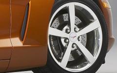 2008 Chevrolet Corvette exterior