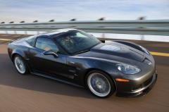 2009 Chevrolet Corvette ZR1 ZR-1 Photo 2