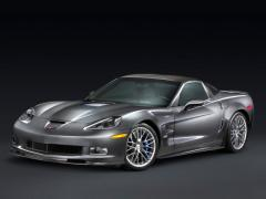 2009 Chevrolet Corvette ZR1 ZR-1 Photo 3