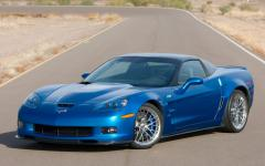 2009 Chevrolet Corvette ZR1 ZR-1 Photo 5