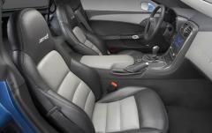 2009 Chevrolet Corvette interior