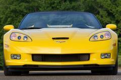 2010 Chevrolet Corvette exterior