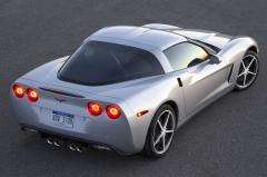 2011 Chevrolet Corvette exterior