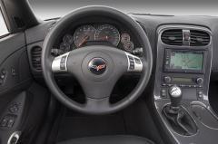 2011 Chevrolet Corvette interior