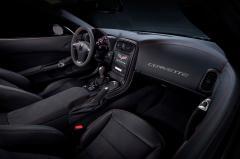 2012 Chevrolet Corvette interior