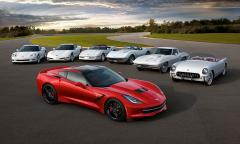 2013 Chevrolet Corvette Photo 3
