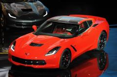 2013 Chevrolet Corvette Photo 5