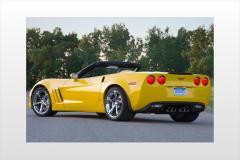 2013 Chevrolet Corvette exterior