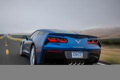 2015 Chevrolet Corvette Photo 3