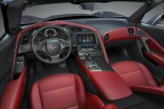 2015 Chevrolet Corvette interior