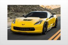 2016 Chevrolet Corvette exterior