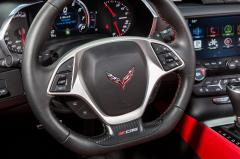 2016 Chevrolet Corvette interior