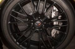 2018 Chevrolet Corvette exterior