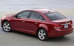2011 Chevrolet Cruze exterior